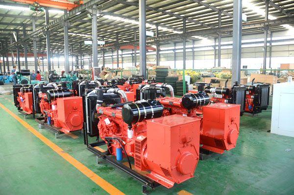 50sets diesel generators exported to Turkey