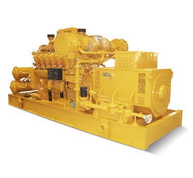 Supermaly Gas Generator