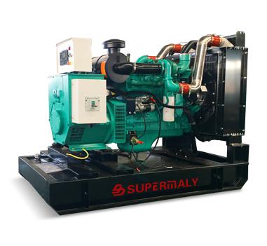Generator Powered by Cummins Engine