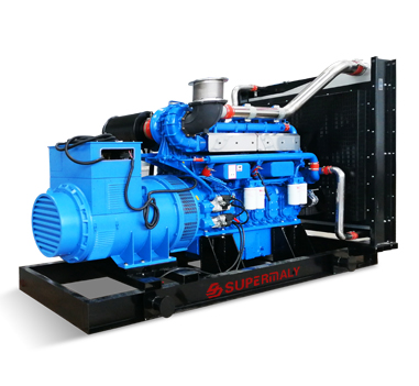 Generator Powered by Yuchai Engine