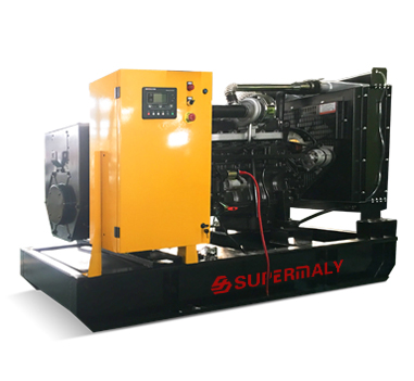 Generator Powered by Ricardo Engine