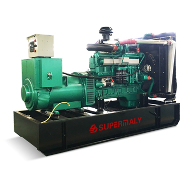 Generator Powered by Shangchai Engine