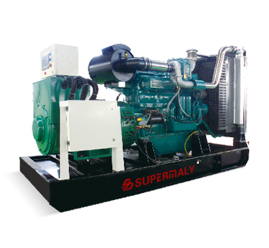 Generator Powered by Wudong Engine